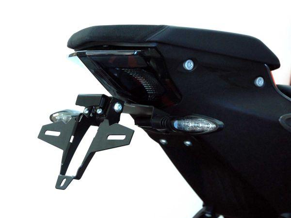 License plate holder IQ7 for KTM Super Duke R 1290 (2020-2021)