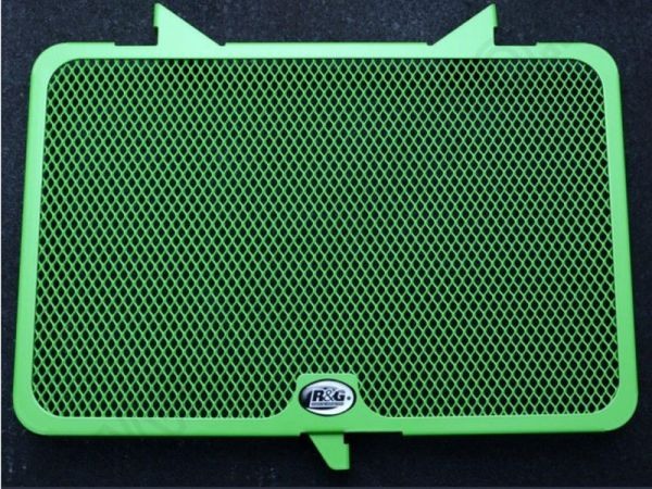 Radiator grille water cooler GREEN LINE for Kawasaki Z 1000 (2010-2013) SX (2011-2019)