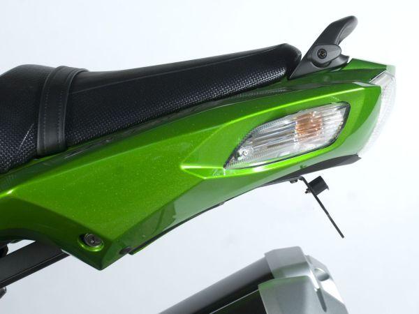 Kennzeichenhalter RG für Kawasaki ZX-14 ZZR 1400 (2006-2019)