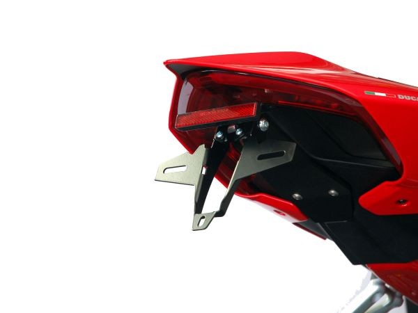 License plate holder IQ4 for Ducati Panigale V2 (2020-2021)