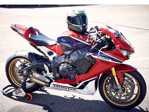 BODIS MGPX2 Full-Titan für Honda CBR1000RR (2017-2020)