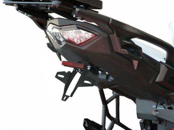 Kennzeichenhalter IQ4 für Kawasaki Versys 650 (2015-2020)