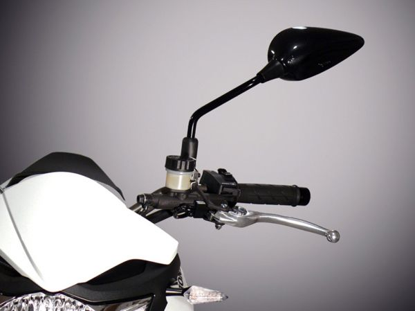 Mirror 5499-5500 for handlebars M10x1,25 and M8