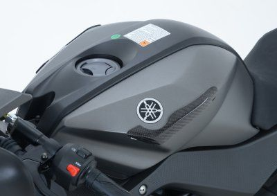 Carbon tank protector for Yamaha R125 (2008-2017)