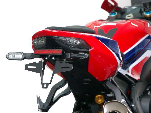 License plate holder IQ5 for Honda CBR1000RR-R (2020-2021)