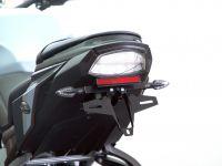 Support de plaque d'immatriculation IQ5 pour Suzuki GSX-S1000 (2021-2022)