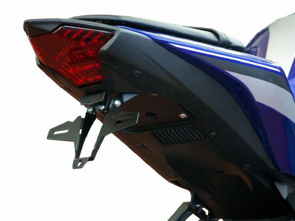 Titulaire de la plaque d'immatriculation IQ1 pour la Yamaha R3 MT-03 (2015-2020)