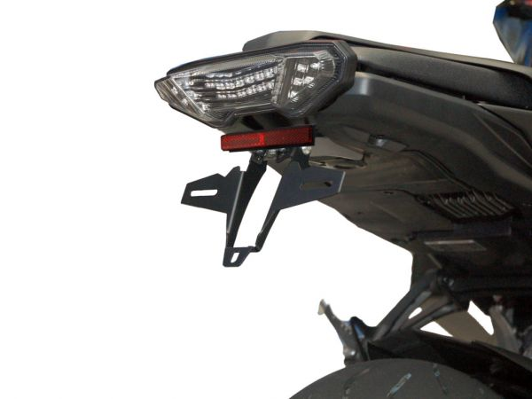 License plate holder IQ4 for Yamaha MT-09 (2013-2016)