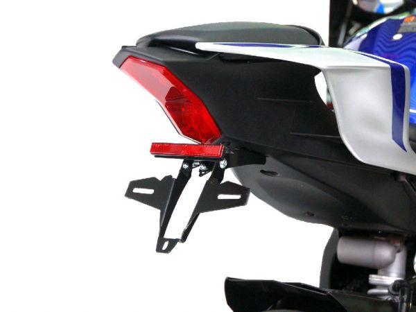 Porta matrícula IQ4 para la Yamaha R6 (2017-2019)