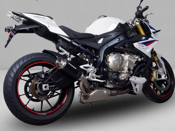 BODIS GPC-RS II for BMW S1000R (2017-2020) stainless steel black