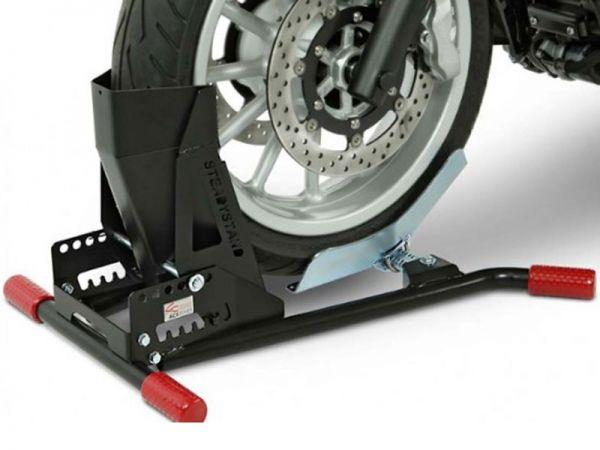 Morsetto ruota anteriore Steadystand Multi nero