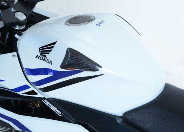 Protezione serbatoio in carbonio per Honda CBR500R (2016-202020)
