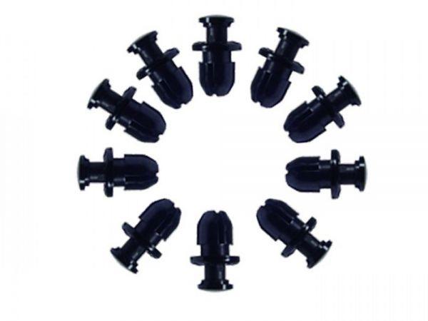 Expansion plugs, expansion screws, Ø 8 mm, 10 pieces