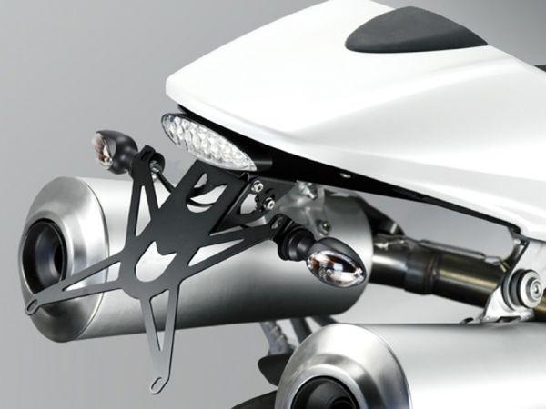 License plate holder for Ducati Monster 1100 (2009-2010)