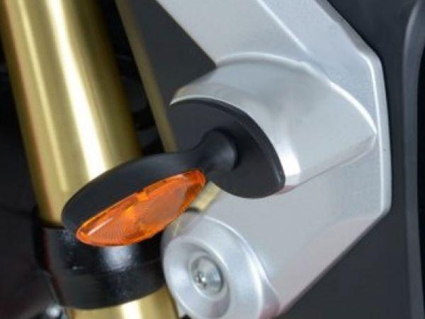 Plaques d'adaptation des clignotants pour la Honda CBR500R CB500F X de R&G