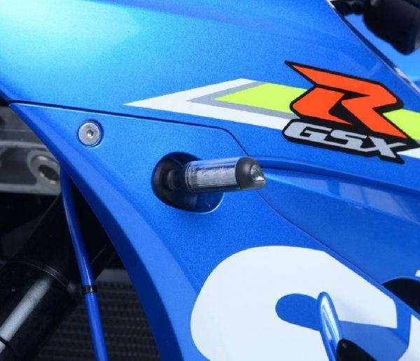 Juego de adaptadores de intermitentes para Suzuki GSX-R 1000 (2017-2020)