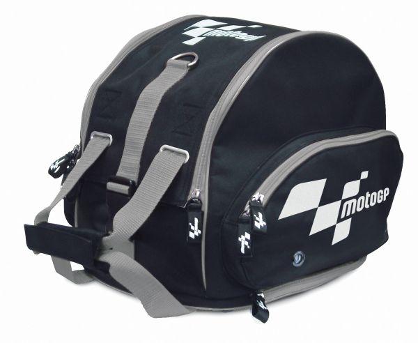 MotoGP rear travel bag black-grey