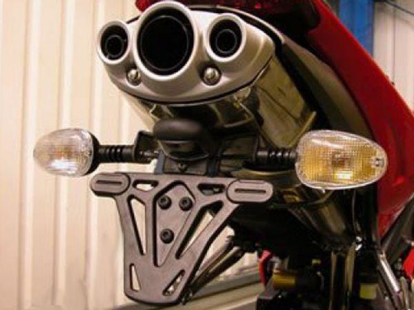 Kennzeichenhalter R&G für Triumph Daytona 675 (2006-2012)