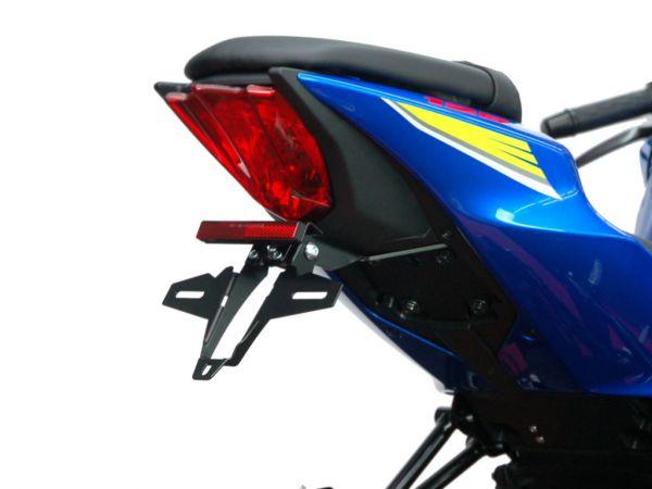 Porta matrícula IQ4 para Suzuki GSX-S 125 GSX-R 125 (2017-2021)