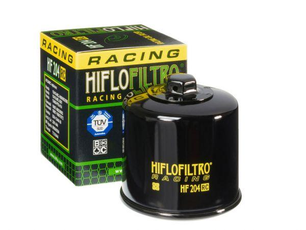 Filtre à huile Hiflo Racing HF204RC
