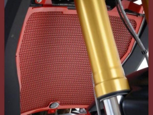 Kühlergitter Wasserkühler rot für BMW S 1000 XR (2015-2019)