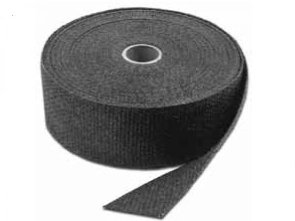 Hitzeschutzband Silent Sport Black 10 m, Hitzebeständig bis 750°C