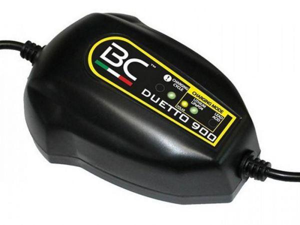 Batterieladegerät BC DUETTO 12 V, Blei + Lithium + GEL 3 - 70 Ah