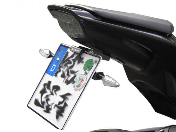 License plate holder IQ1 for Honda CBR1000RR (2010-2016)
