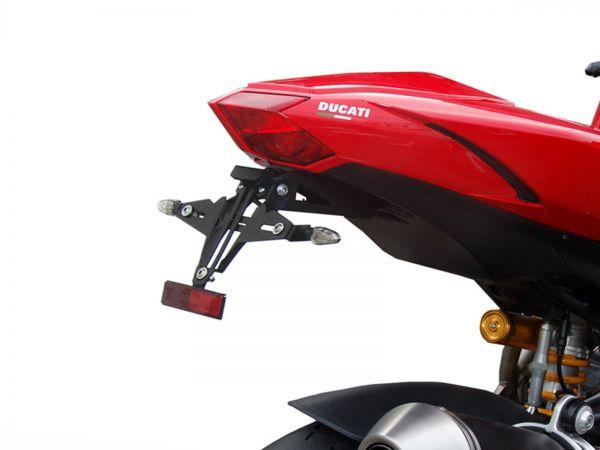 Titulaire de la plaque d'immatriculation IQ1 pour Ducati Streetfighter S | 848