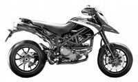 Ducati Hypermotard 1100 S - SP