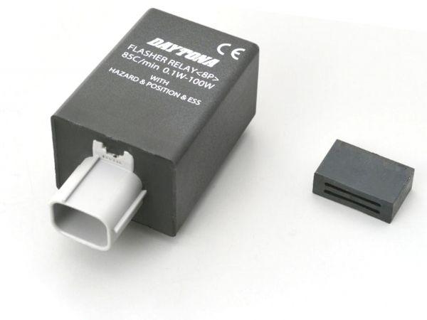 Blinkrelais für Honda 8-polig