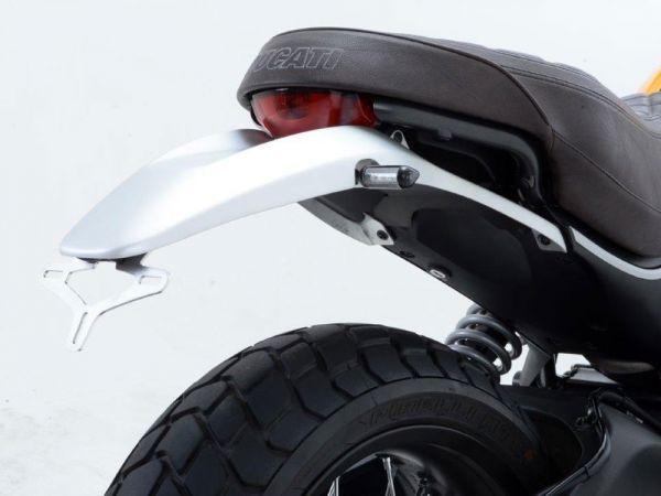 Kennzeichenhalter R&G für Ducati Scrambler Classic (2015-2019)